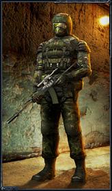 Военные сталкеры - Персонажи из СТАЛКЕР